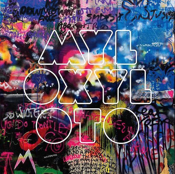 (New)Coldplay-Every Teardrop Is A Waterfall / Mylo Xyloto(New Music Video+New Album)酷玩樂團最新MV+最新專輯