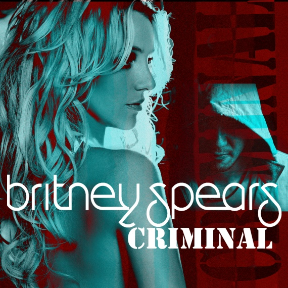 (New)Britney Spears-Criminal(New Single+Cover)布蘭妮最新單曲+封面