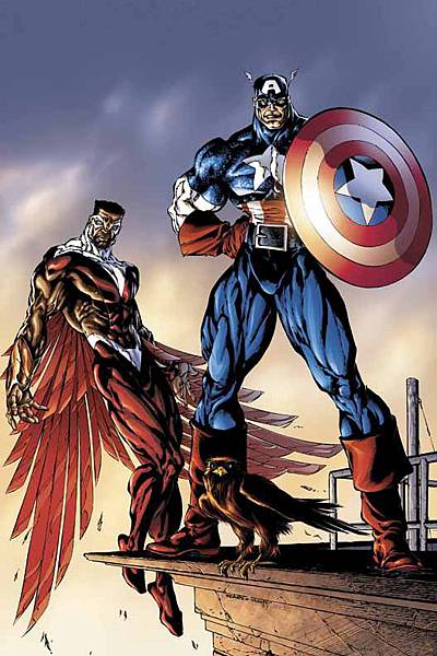CAPTAIN_AMERICA__THE_FALCON_03_Bart_Sears