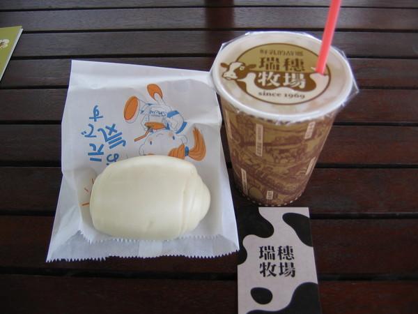73拾元鮮奶饅頭30元鮮奶