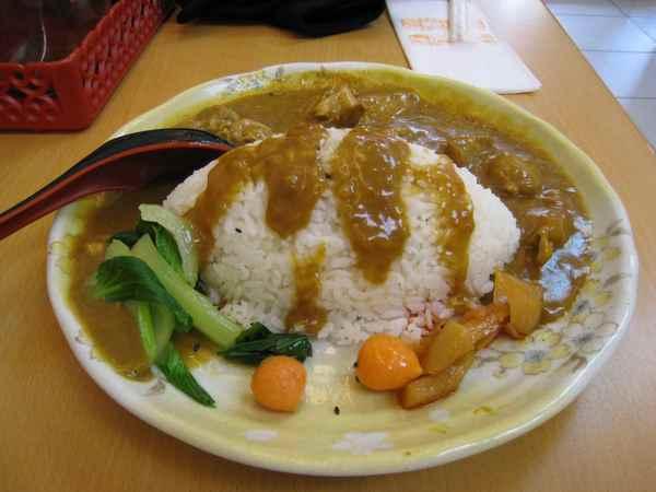 26咖哩雞肉飯