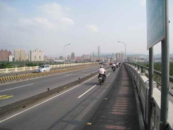 28華中橋.回家囉.