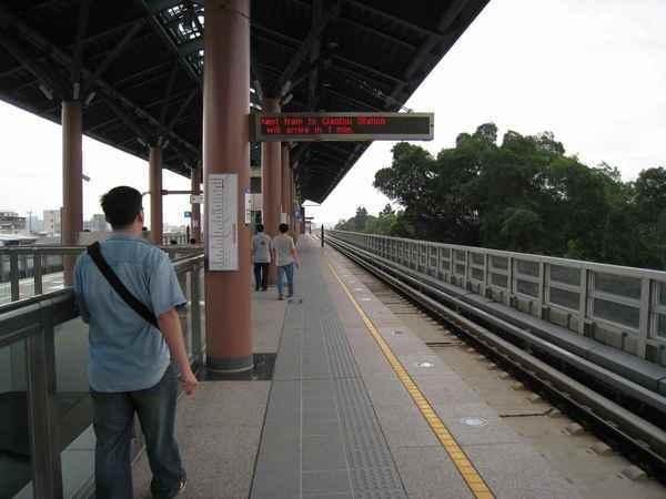 40跟台北捷運差不多