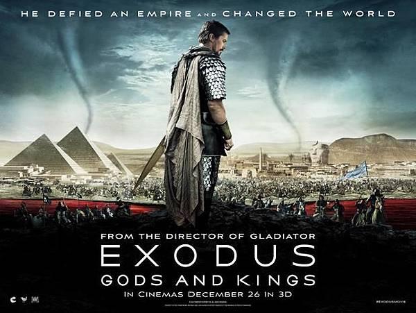 出埃及記:天地王者