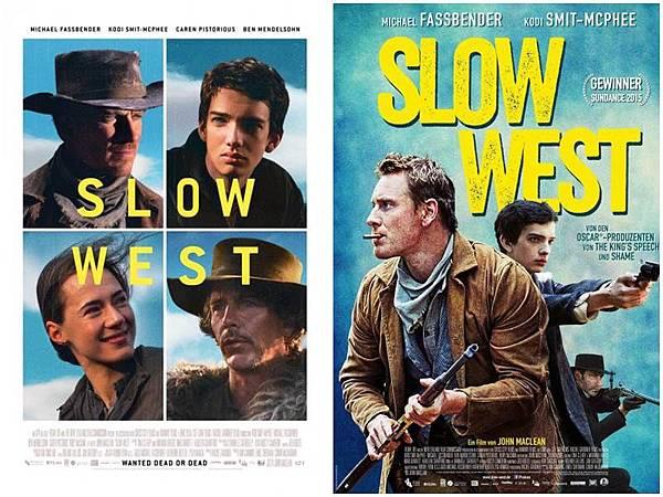 西部緩慢之死