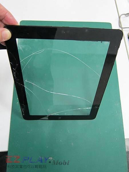 iPad 摔機觸屏更換與保護分享-5