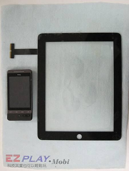 iPad 摔機觸屏更換與保護分享-7