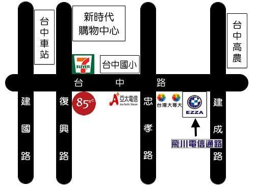 台中南區店new-地圖2