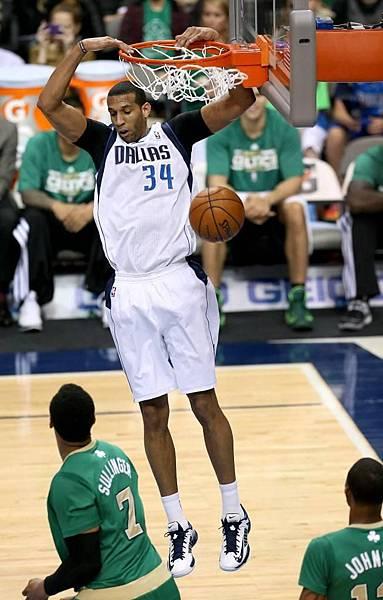 Wright dunk