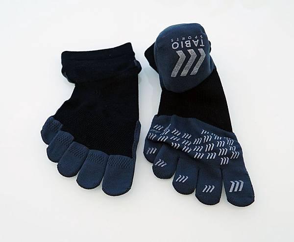 TABIO 機能路跑運動襪.JPG