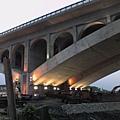 北宜高速公路的橋墩1