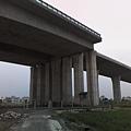 北宜高速公路的橋墩2