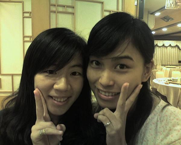 小雯&雅婷姐