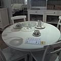 漂亮的餐桌
