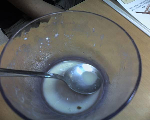 仙草奶凍吃完了