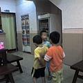三個小孩子