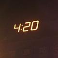 凌晨的宜蘭車站