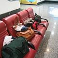 我們四人的行李