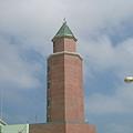 北海旅遊服務中心的高塔