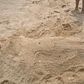 沙之貢丸完成體