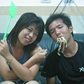 承玫&我在吃魷魚絲