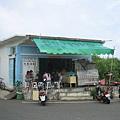 越南麵店外一景