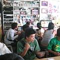越南麵店內一景2