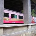 019_這班看起來是要往花東方向的觀光列車