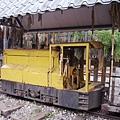 045_ 廢棄的小火車頭1