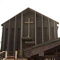 032_湖口老街前的天主堂