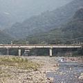 070_內灣橋與內灣吊橋