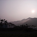 001_南投清晨的山上1