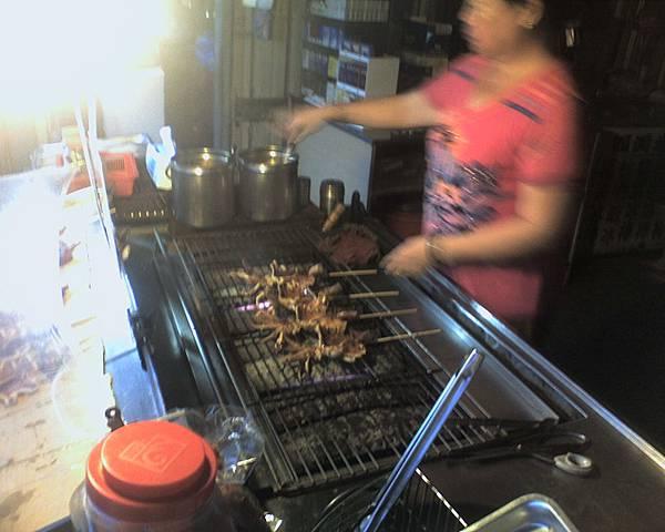 014_豆腐岬旁的烤魷魚3