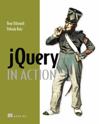 jQuery in Action_原文