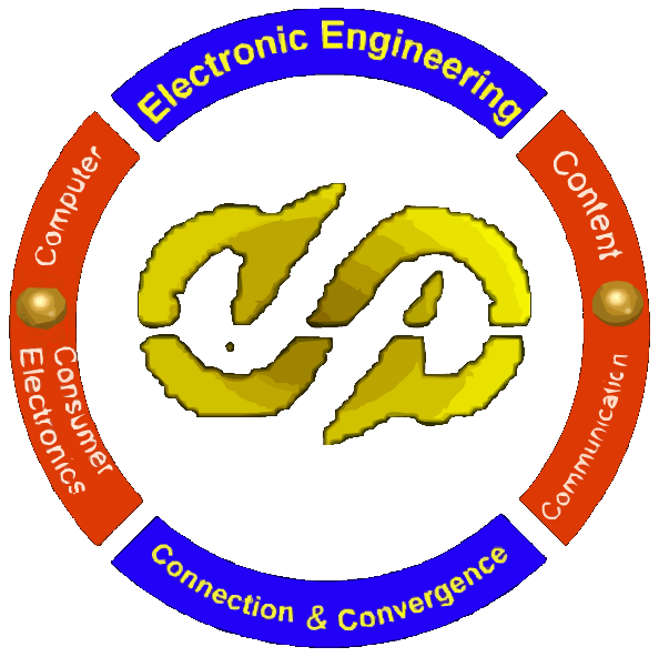 電子系logo