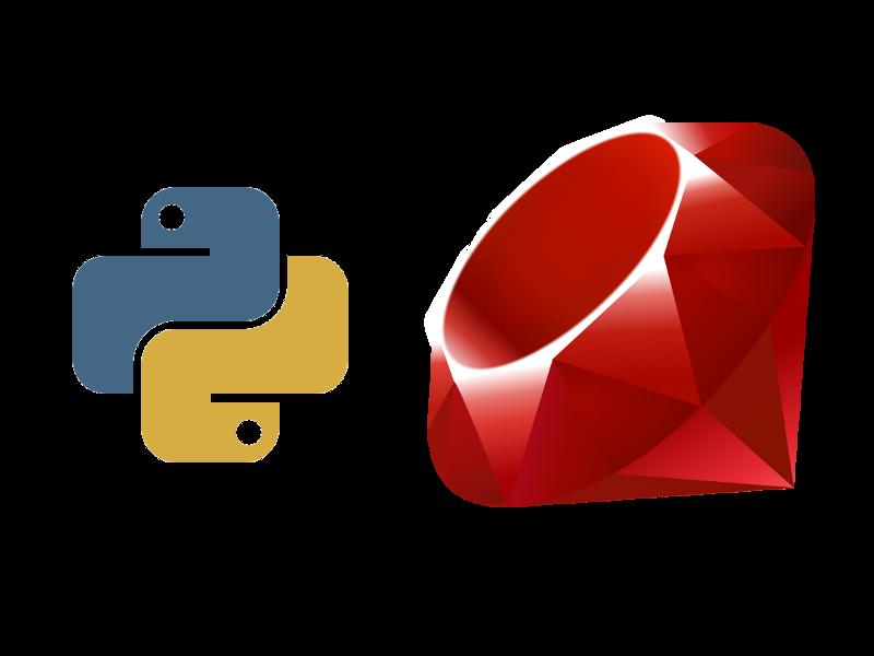 Ruby&Python