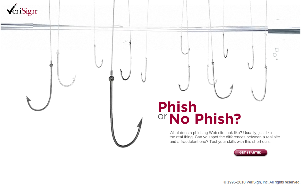 Phish or No Phish?