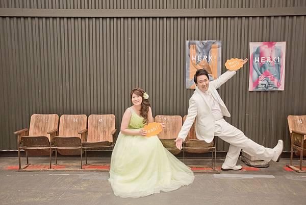 新竹婚紗攝影-自助婚紗照