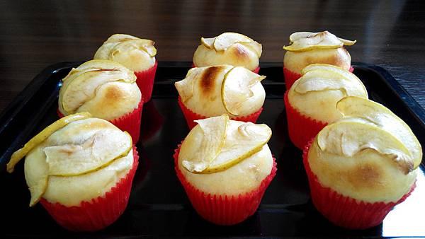 黃金蘋果麵包