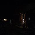 夜晚的農莊