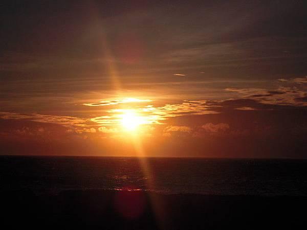 朝日溫泉看日出