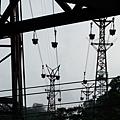 亞洲水泥公司的纜車
