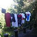 曬衣服曬衣服