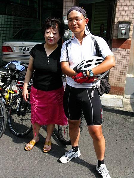 我和大姑姑