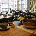 火鍋店裡的腳踏車 (2008.06.01)