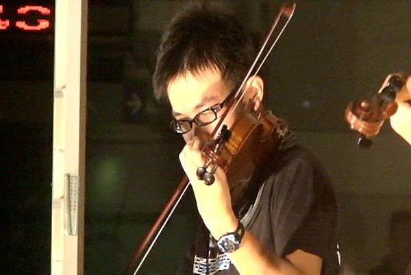 提琴手--Key
