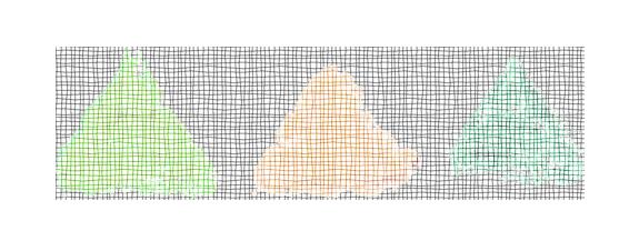 三角型-2