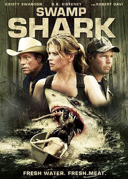 沼澤巨鯊Swamp Shark