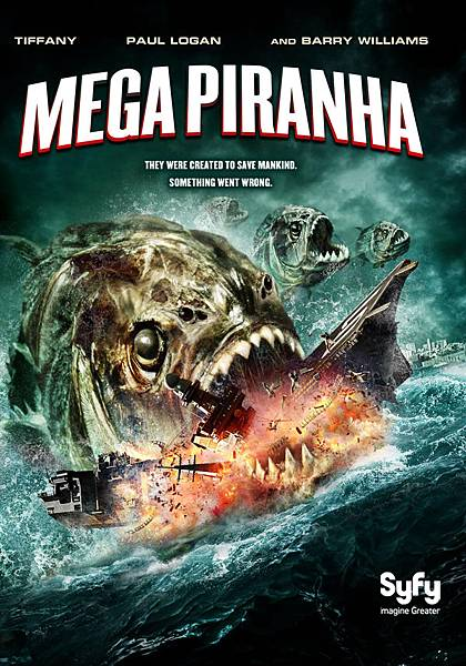 食人魚Mega Piranha