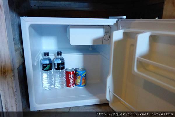 冰箱飲料無料